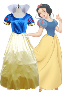 Princesse Blanche-Neige Robe Cosplay Costume