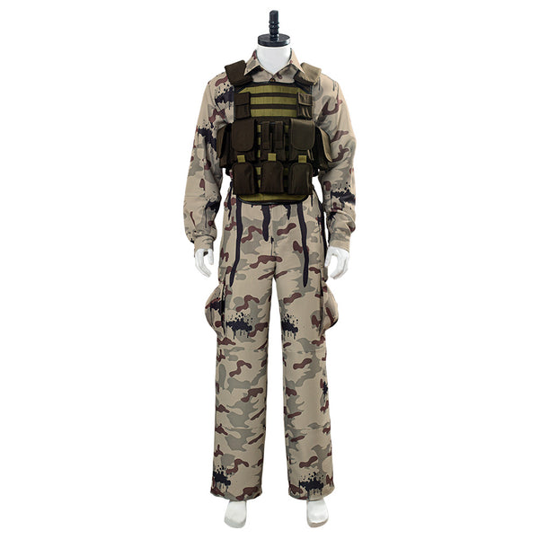 Death Stranding Cliff Unger Cosplay Costume