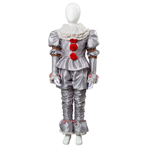 2019 Film ça It: Chapter Two Pennywise Costume Enfant Cosplay Costume