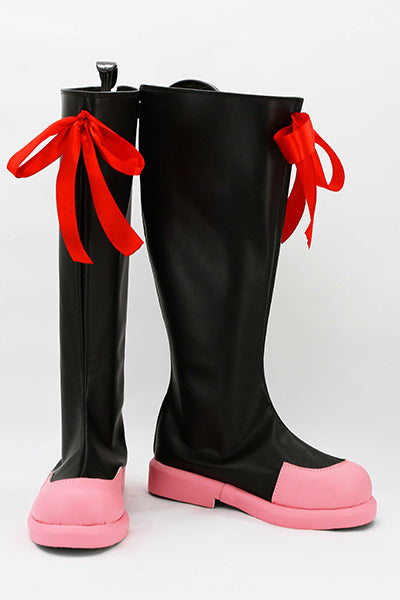 Akame ga KILL! Chelsea Bottes Cosplay Chaussures Version B