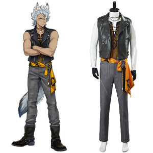 Twisted Wonderland Jack Howl Halloween Cosplay Costume