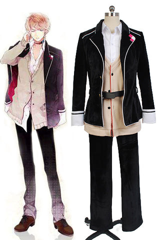 DIABOLIK LOVERS Sakamaki Shu Cosplay Costume