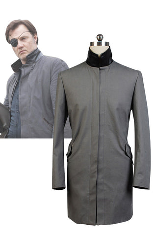 The Walking Dead Season 3  Phillip Blake Manteau Cosplay Costume