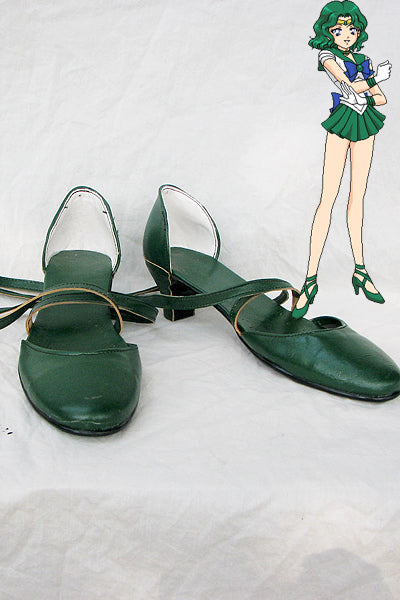 Sailor Moon Sailor Neptune Cosplay Chaussures