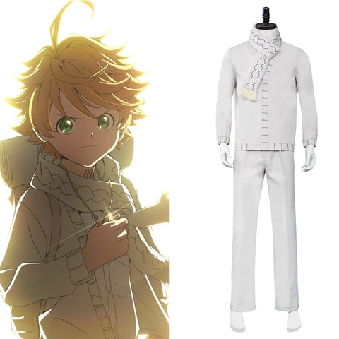 Yakusoku no Neverland 2 Emma/Ray Cosplay Costume