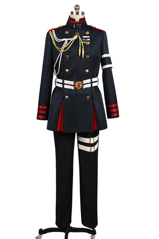 Seraph of the End Guren Ichinose Uniforme Cosplay Costume