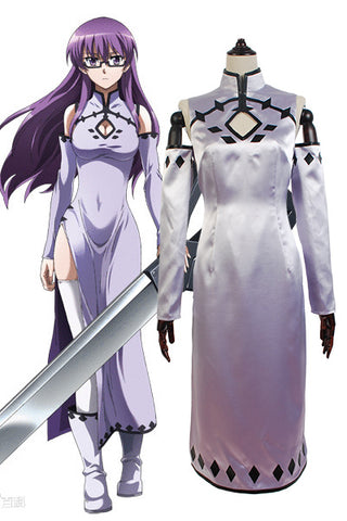 Akame ga KILL! Night Raid Sheele Cosplay Costume