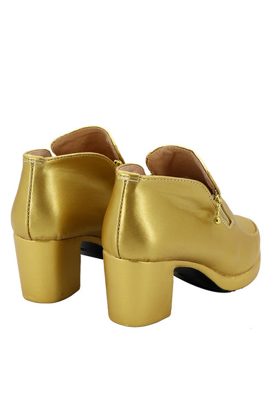 JoJo's Bizarre Adventure Golden Wind JJBA Bruno Bucciarati Cosplay Chaussures