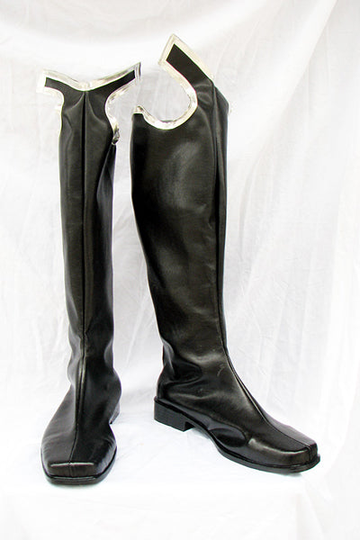 Kingdom Hearts II Xigbar Cosplay Botte Noire