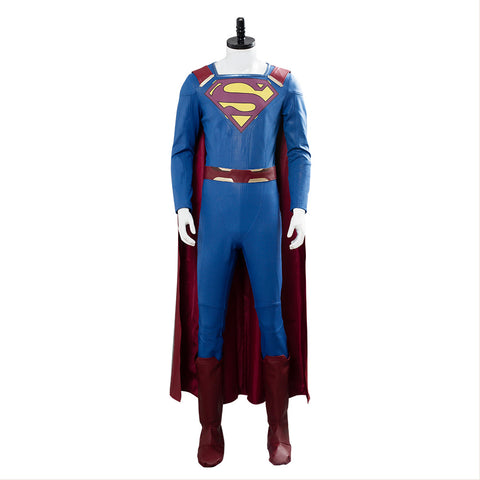 Supergirl Saison 2 Superman Tyler Hoechlin Superman Cosplay Costume