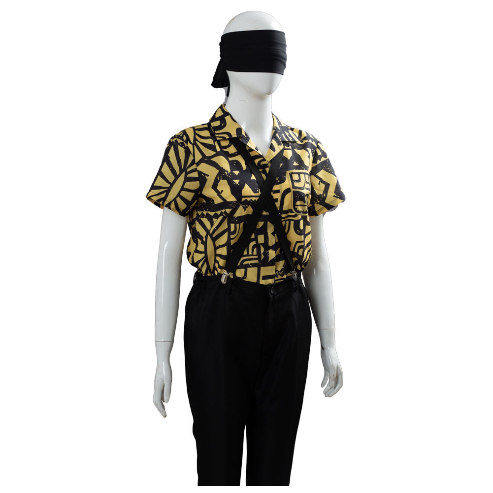 Stranger Things 3 Onze Eleven 11 Chemise Cosplay Costume ...