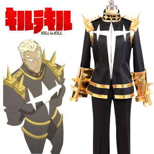 KILL la KILL Ira Gamagoori Uniforme Cosplay Costume