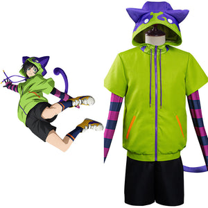 Sk8 the infinity Miya Chinen Neko Cosplay Costume