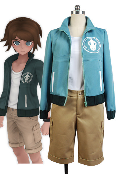 Danganronpa Another Episode Yuta Asahina Cosplay Costume