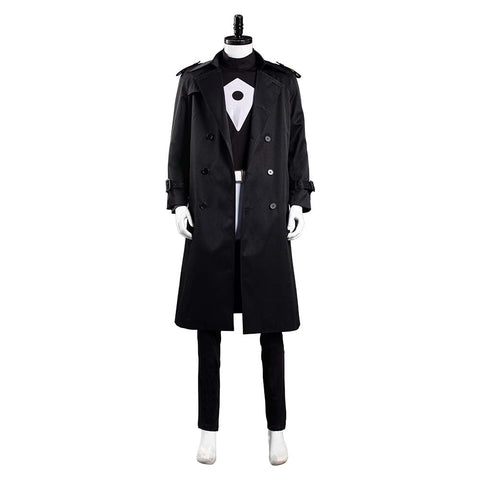 The Umbrella Academy Klaus Halloween Carnaval Uniforme Cosplay Costume