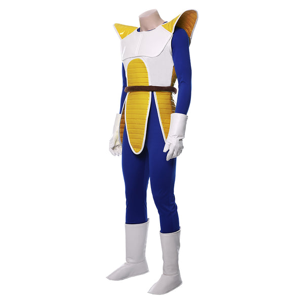 Dragon Ball Z DBZ Vegeta Cosplay Costume