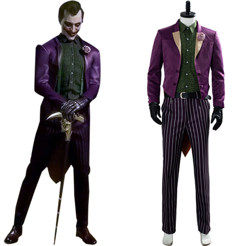 Mortal Kombat 11 Joker Cosplay Costume