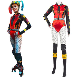 Birds of Prey: And the Fantabulous Emancipation of One Harley Quinn (2020) Roller Derby Cosplay Costume