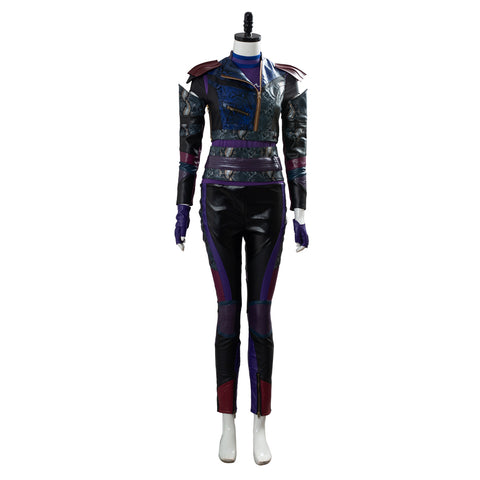 Descendants 3 Mal Adulte Costume Complet Cosplay Costume