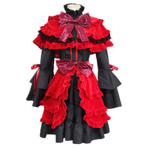 Anime K Kushina Anna Robe Cosplay Costume