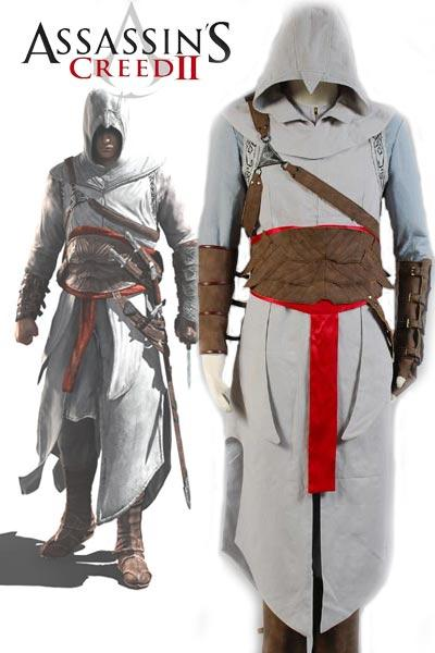 Assassin's Creed Revelation Altair Uniforme Cosplay Costume