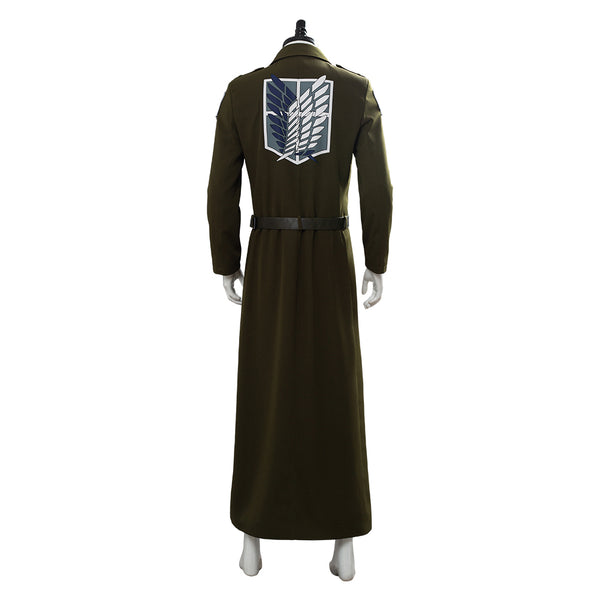 Attack on Titan Shingeki No Kyojin 3 snk Bataillon d'exploration Manteau Cosplay Costume