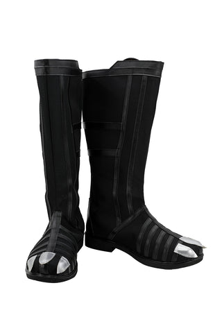 Avengers 3 Black Panther Bottes Cosplay Chaussures