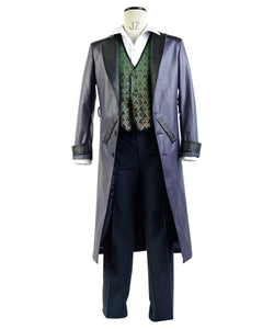 Batman Arkham Origins Blackgate Joker Cosplay Costume