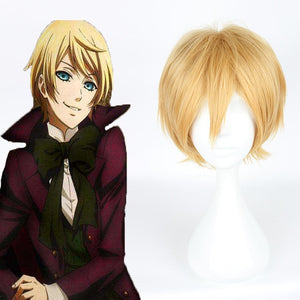 Black Butler II 2 Alois Trancy Cosplay Perruque