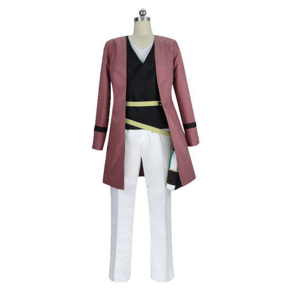 Black Clover Sekke Bronzazza Cosplay Costume