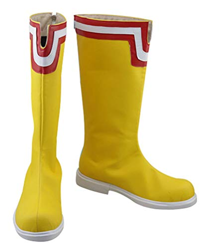 Boku no Hero Academia All Might Bottes Cosplay Chaussures