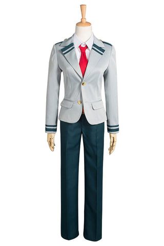 Boku no Hero Academia My Hero Academia Izuku School Uniforme Cosplay Costume