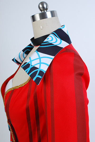 Borderlands 2 Mad Moxxi Uniforme Rouge Cosplay Costume
