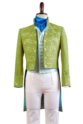Cendrillon 2015 Film Prince Charming Attire Cosplay Costume