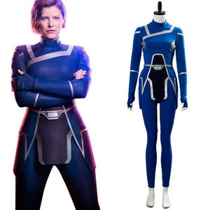Crisis on Infinite Earths Lyla Michaels Cosplay Costume