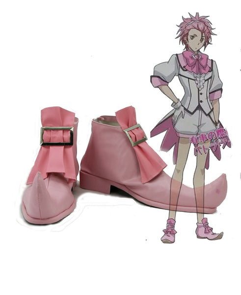 Cute High Earth Defense Club LOVE! Defense Club Ryuu Zaō Cosplay Chaussures