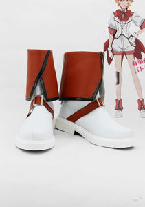 Cute High Earth Defense Club LOVE! Defense Club Yumoto Hakone Cosplay Chaussures