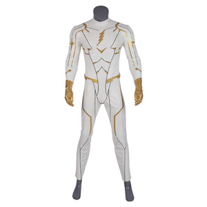 DC The Flash Season 5 S5 Villain Godspeed Cosplay Costume