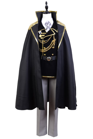 K Return of Kings Isana Yashiro Uniform Militaire Cosplay Costume