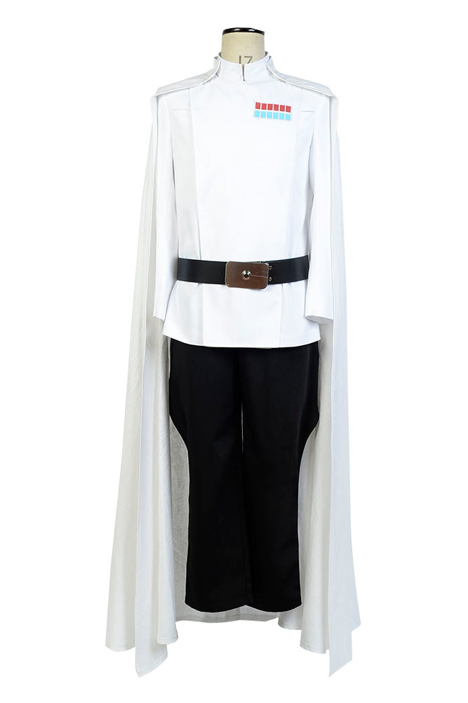 Rogue One: A Star Wars Story Orson Krennic Uniforme Cosplay Costume