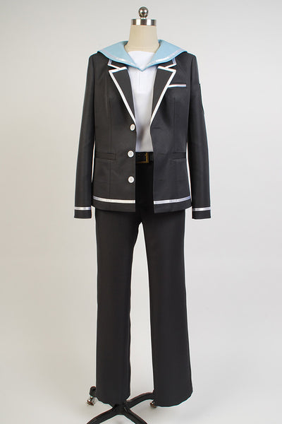 Cute High Earth Defense Club LOVE! Defense Club Yumoto Hakone Uniforme Scolaire Cosplay Costume