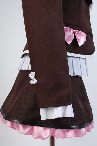 Zettai Zetsubou Sho: Danganronpa Another Episode Kotoko Utsugi Uniforme Cosplay Costume