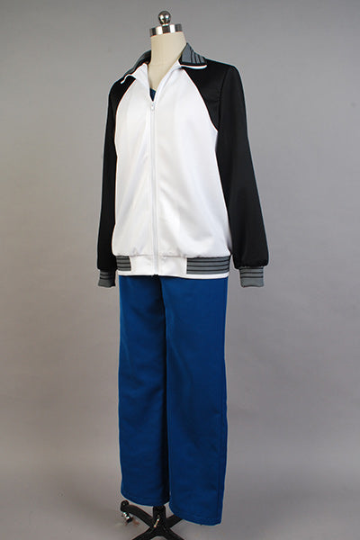 Fate/stay night Shirou Emiya Uniforme de Sport Cosplay Costume