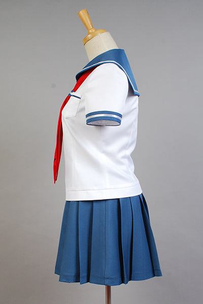 Danganronpa Another Episode Komaru Naegi Uniforme Cosplay Costume