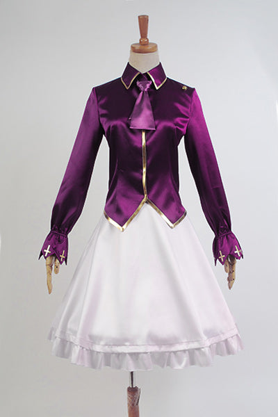 Fate/stay night Illyasviel von Einzbern Unforme Cosplay Costume