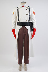 Team Fortress 2 Medic Cosplay Costume