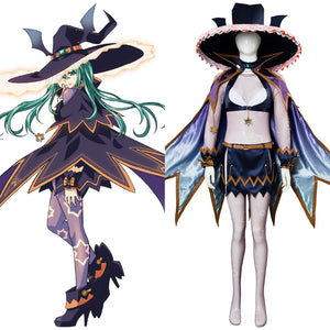 Date A Live! S3 Natsumi Adult Spirit Form Cosplay Costume