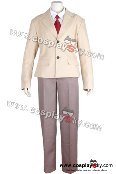 Death Note Light Yagami Cosplay Costume Uniforme