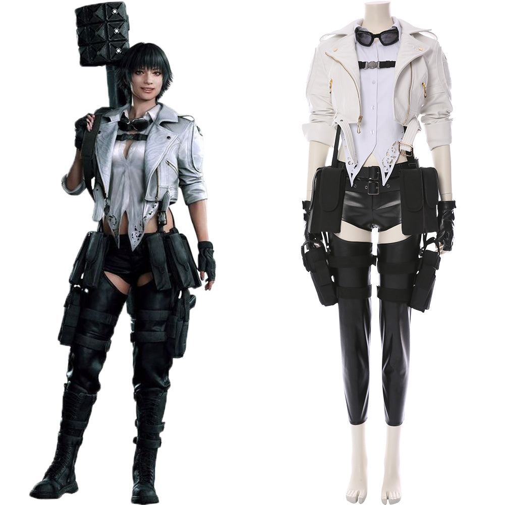 Devil May Cry 5 DMC 5 Lady Cosplay Costume