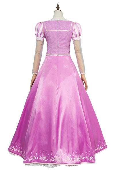 Disney Princesse Déguisement Raiponce Robe Cosplay Costume